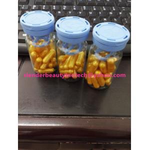 Quality Service de marque de distributeur pour des pilules de régime d'or de Slimxtreme, or mince de Xtreme for sale