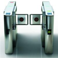 Avoid retrograde and collision and 304 stainless steel swing turnstile
