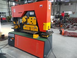 China Automatic Cold Pneumatic Punching Hydraulic Oil Press Machine , Cutting Sheet Steel About 50mm on sale