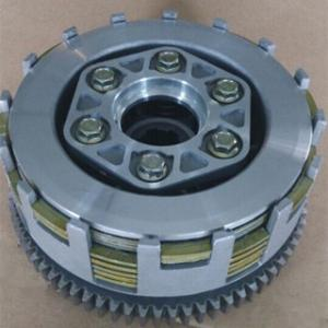 China three wheeler tricycle spare parts SB250 water-cooled engine assembly HONDA CG200 6 holes 7 plates on sale