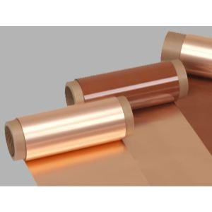 China Red Or Gray 99.8% Purity ED Copper Foil for PCB Laminate Width 35um , 70um on sale
