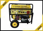 Compact Gasoline Powered Generator Economical 7 Kw , 220 V Petrol Power Generator Endurable