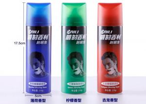 China 50ml shave care products smooth shaving cream for safety razor Manual on sale