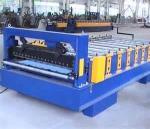 Крен панели портативного толя холодный формируя машину для покрашенной стальной пластины