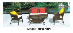 China cheap outdoor wicker furniture rattan sofa closeout outdoor furniture on sale