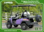 Excar  Electric Hunting Carts 48V Trojan Battery 275A Curtid Controller