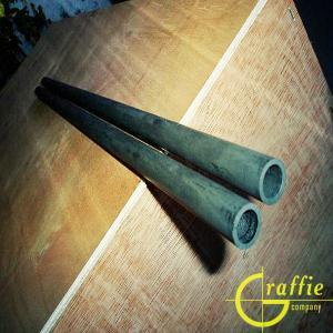 China High pure graphite pipe High pure graphite tube on sale