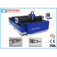 China 500W 1KW 2KW Sheet Metal Cnc Cutting Machine150 X 300 cm on sale