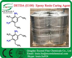 China DETDA (E100) Curing Agent for Epoxy Resin on sale