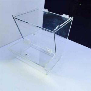 China stackable acrylic candy storage box &bin on sale