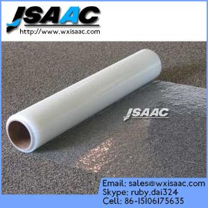 China PE Masking Protective Film For Carpet on sale