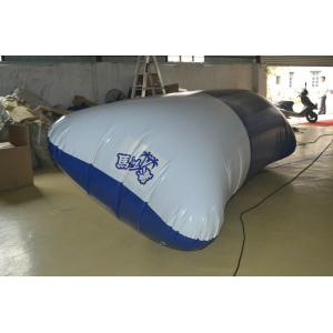 China Inflatable Bounce 0.9mm PVC Tarpaulin Inflatable Toy Inflatable Bouncing Bed Customized on sale