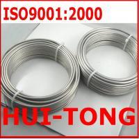 China Sliver color Aluminum Bonsai Wire on sale