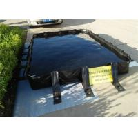 TPU / PVC Spill Containment Dikes Reducing Pollution 12 Months Warranty