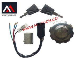 China motorcycle spare parts good quality motorcycle ignition switch set on sale