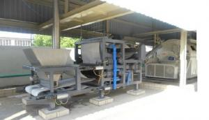 China Energy Saving Waste Water Filter Press For Pharmaceutical / Food on sale