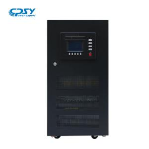 China 250KVA/225KW Three Phase Online UPS , Power Generator Double Conversion Online UPS on sale
