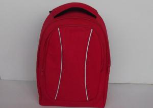 a8e9fdc43479 Quality Casual Red 600D Polyester Backpack Unique College Backpacks for  Girls for sale ...