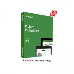 China Online Activation Microsoft Project Professional 2019 64 Bit Download 100% Genuine on sale