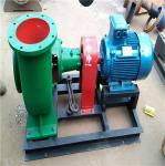 large flow rate irrigation industrial fish tank water mixed flow pump