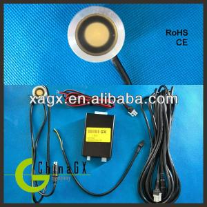 China GXUS2500 RS232/485 interface GPS Ultrasonic Fuel Level Sensor for tracking on sale