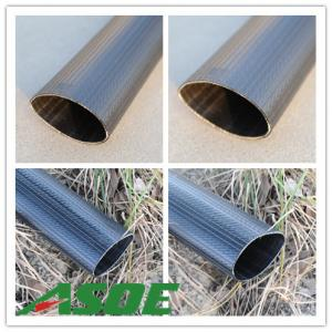 China PVC Lay Flat Discharge Hose Aluminum Short Shanks For Water Discharge / Irrigation on sale