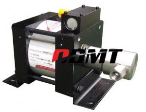 China 圧縮空気駆動式の液体ポンプ、圧縮空気駆動式水/オイルの増圧ポンプ、10bar空気の油圧ポンプ、脈拍のテスト リグのためのポンプ on sale