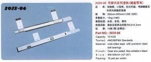 China Ball Bearing Slides/Hinge/Drawer Slides/slide/rail/runner on sale