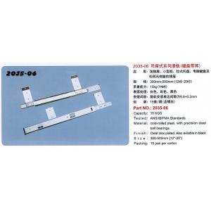China Ball Bearing Slides/Hinge/Drawer Slides/slide/rail/runner on sale