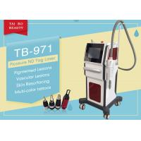 Laser Picosecond 1064nm 755nm 532nm Tattoo Removal Carbon Treatment Machine