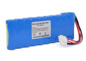 China Compatible ECG-1101B ECG-1101G 2000mAh Battery , 12v Rechargeable Battery Pack on sale