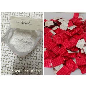China Oral turinabol Testosterone Anabolic Steroid 4-Chlorotestosterone acetate White Powder on sale