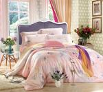 China Embroidery Reactive Printed Home Bedding Sets , Home Bedding Comforter Sets wholesale
