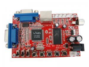 China VGA to RGBS, VGA to CGA/CVBS/S-Video Game Converter NTSC/PAL on sale