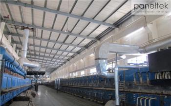 China Jiangsu Paneltek Ceramic Co., Ltd. manufacturer