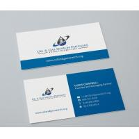 Two Sided Business Paper Cards , Professional Business Card Printing