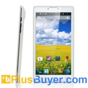 China Ivoire - 6 Inch Android 4.1 Phone (3G, Dual SIM, GPS, 1GHz Dual Core) on sale