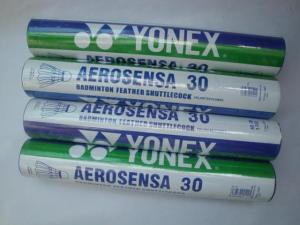 China YONEX AEROSENSA 30 Badminton Shuttlecock on sale