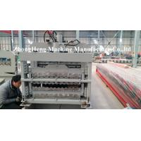 triple-decker roofing sheets Roll forming machine For Metal Panel sheets