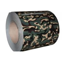 Camouflage Color Coated Steel Coil PPGI