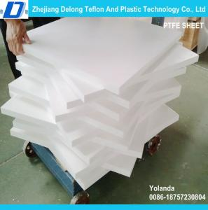 China PTFE sheet Germany Virgin teflon sheet on sale