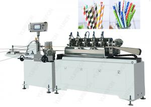 China High speed automatic biodegradable paper drinking straw making machine on sale