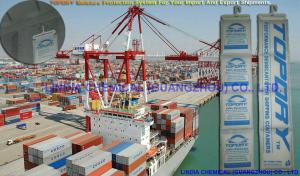 China Calcium Chloride Container Desiccant Dehumidifier on sale