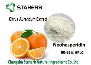 China Neohesperidin 90-98% HPLC Citrus Aurantium Powder Natural Sweetener Tasty on sale
