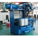 China Electronic Control Hydraulic Rubber Moulding Machin , High Output Rubber Injection Moulding Machine wholesale