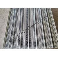 China 2-3m Expanded Metal Lath Rib Height 19mm High Strength Hole Size 7*11mm on sale