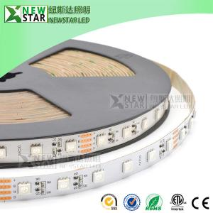 China RGB CC type 15m 5050smd Led Strips 60leds Constant current RGB LED tapes full color 5050 dc24v 5050SMD CC RGB led strips on sale