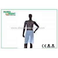 Breathable Flexible Disposable Exam Shorts Polypropylene Waterproof