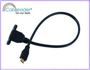 China Mini HDMI 1.4 cable, HDMI type A female to C male support 1080P on sale