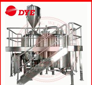 China 15bbl SS304 brewing system restaurant equipment for price on sale